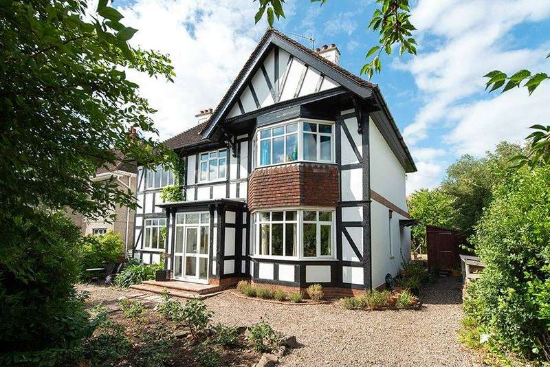 6 Bedrooms Detached House for sale in St. Catherine's Hill, Worcester, Worcestershire, WR5