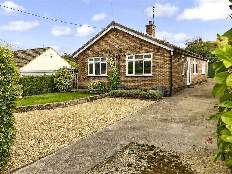 2 Bedrooms Detached Bungalow for sale in Iveshead Road, Shepshed, Loughborough