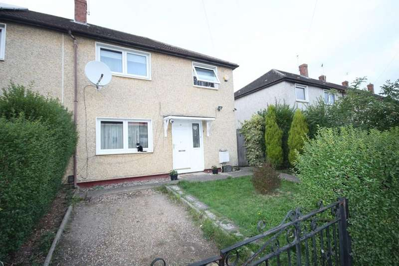 3 Bedrooms End Of Terrace House for sale in Millwood Close, Beaumont Leys, Leicester LE4