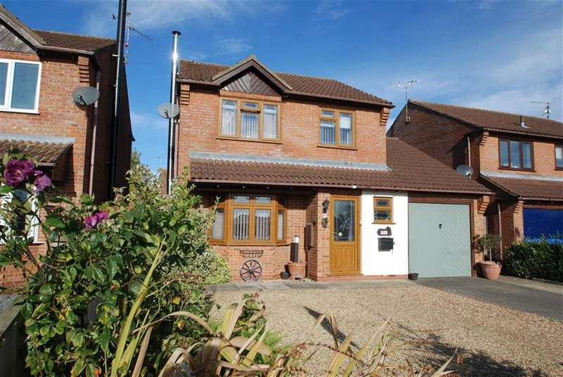 3 Bedrooms Detached House for sale in Towndam Lane, Donington, Spalding
