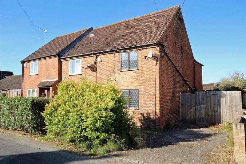 2 Bedrooms End Of Terrace House for sale in Hall End Road, Wootton