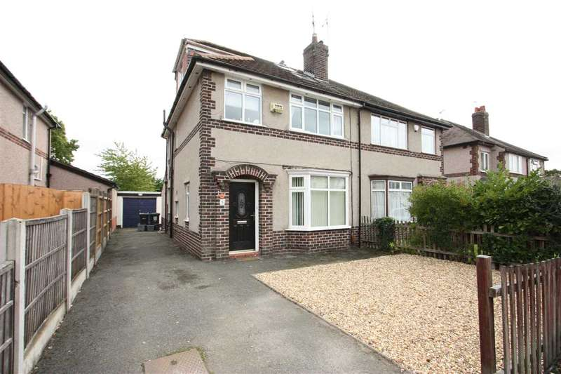4 Bedrooms Semi Detached House for sale in Parkfield Drive, Whitby