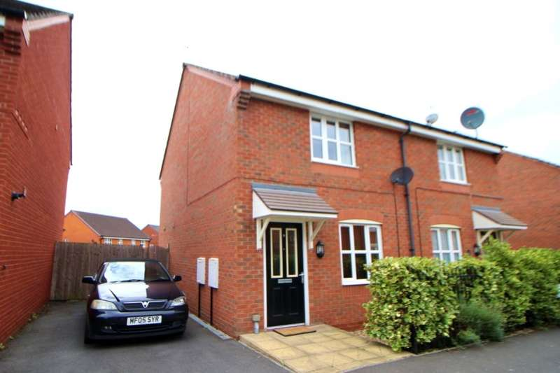 2 Bedrooms Semi Detached House for sale in Falshaw Way, Gorton, Manchester, M18