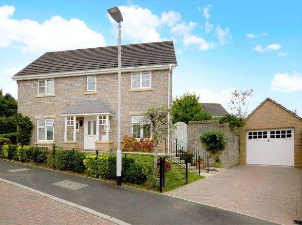 4 Bedrooms Detached House for sale in Harriet Gardens, Plympton, Plymouth, Devon