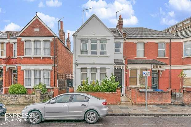 3 Bedrooms Flat for sale in Olive Road, London
