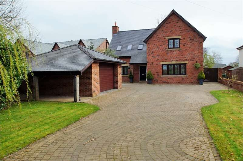 4 Bedrooms Detached House for sale in CA4 8LE Plains Road, Wetheral, Carlisle, Cumbria