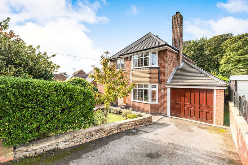 3 Bedrooms Detached House for sale in Hady Lane, Chesterfield, S41