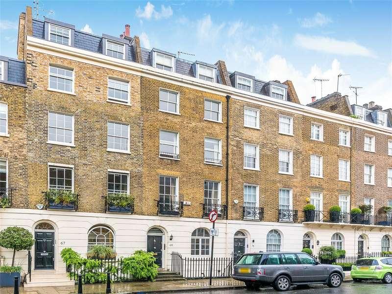 6 Bedrooms Terraced House for sale in Eaton Terrace, Belgravia, London, SW1W