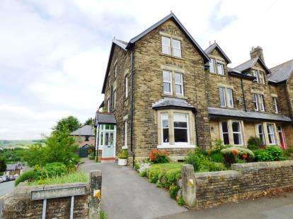 6 Bedrooms Semi Detached House for sale in Sylvan Cliff, Buxton, Derbyshire