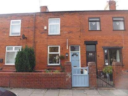 2 Bedrooms Terraced House for sale in Sandy Lane, Lowton, Warrington