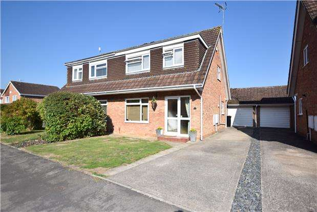 3 Bedrooms Semi Detached House for sale in Montague Road, Saltford, BRISTOL, BS31 3LL