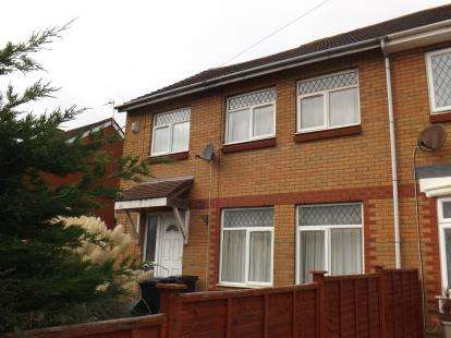 3 Bedrooms Semi Detached House for sale in Romney Avenue, Lockleaze, Bristol