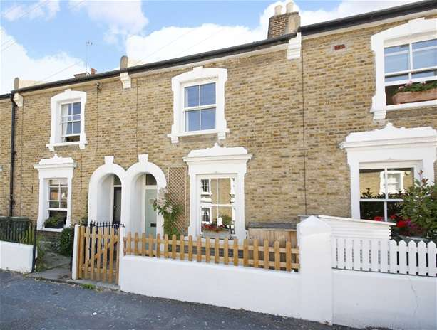 2 Bedrooms Terraced House for sale in Chalford Road, Dulwich