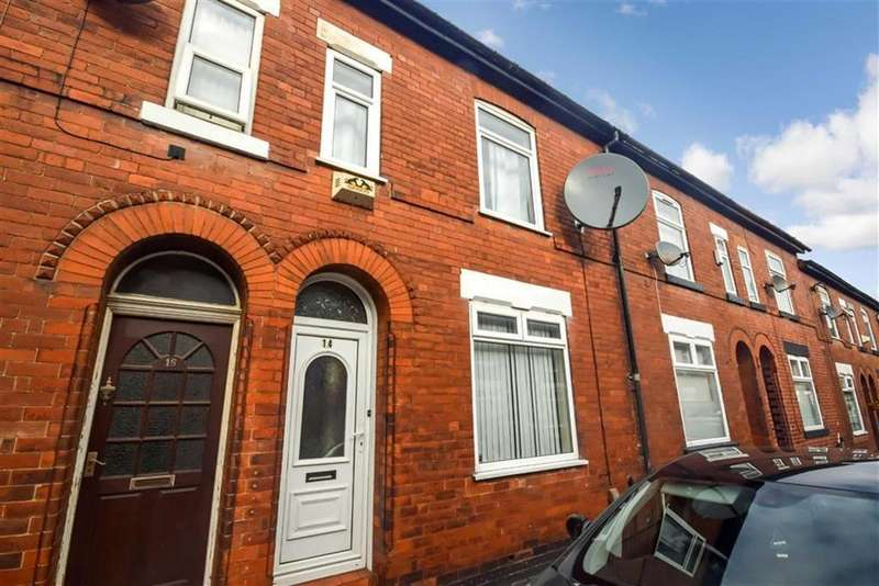 2 Bedrooms Terraced House for sale in Peacock Avenue, Salford