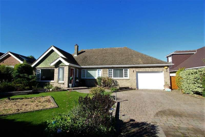 4 Bedrooms Detached Bungalow for sale in Festival Avenue, New Barn DA3