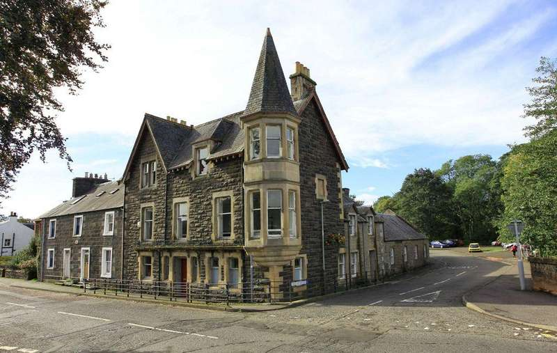 9 Bedrooms End Of Terrace House for sale in Dalginross, Comrie PH6