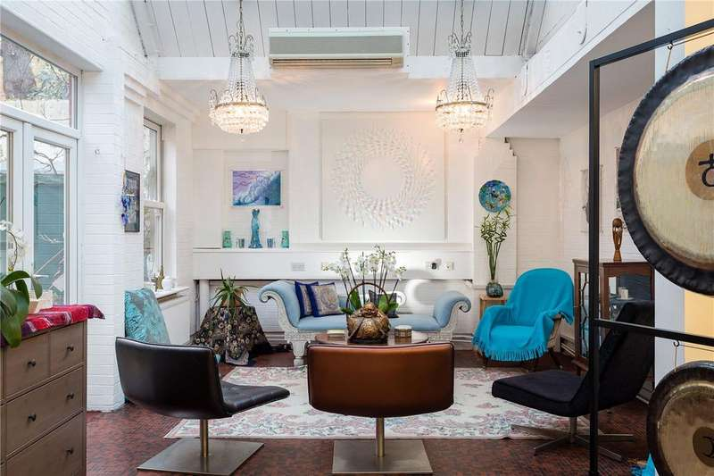 3 Bedrooms Terraced House for sale in Clareville Grove, South Kensington, London, SW7