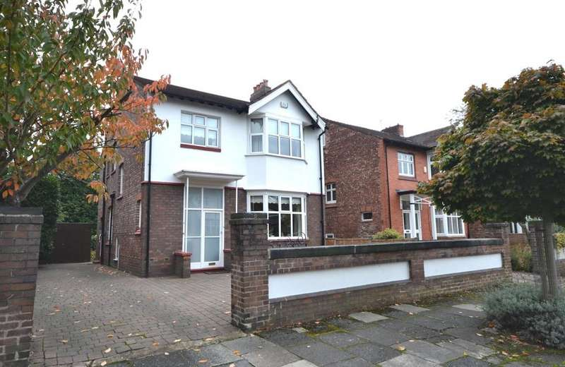 4 Bedrooms Detached House for sale in The Circuit, Didsbury