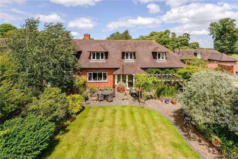 4 Bedrooms House for sale in Benham Chase, Stockcross, Newbury, Berkshire, RG20