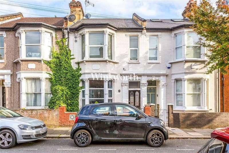 4 Bedrooms Terraced House for sale in Ranelagh Road, Tottenham, London, N17
