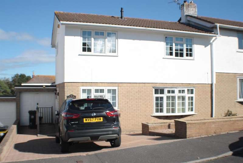 4 Bedrooms Semi Detached House for sale in Acorn Grove, Bishopsworth, Bristol, BS13 8AW