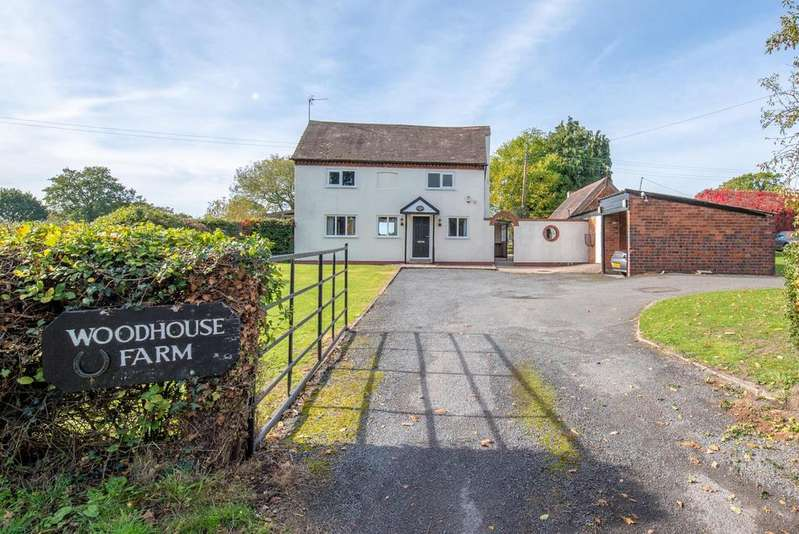 3 Bedrooms Farm House Character Property for sale in Middle Lane, Kings Norton, Birmingham