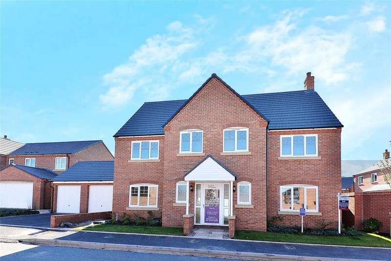 5 Bedrooms Detached House for sale in Plot 84 Bowbrook, Off Old Worcester Road, Hartlebury, Worcestershire, DY11
