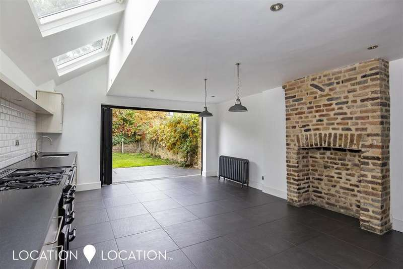 4 Bedrooms Terraced House for sale in Lidfield Road, London