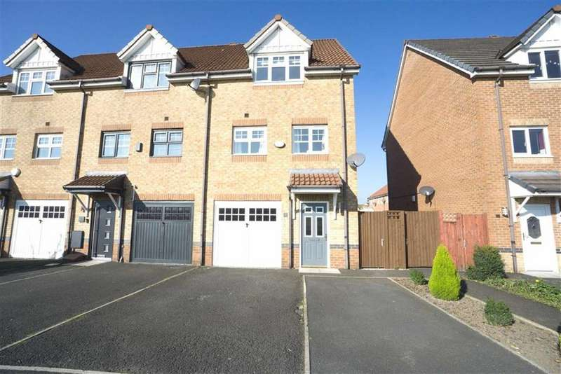 3 Bedrooms Town House for sale in Madison Park, Westhoughton