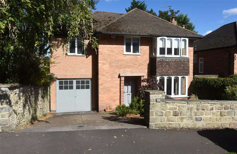 4 Bedrooms Detached House for sale in Chelsea Road, Brincliffe, Sheffield, S11