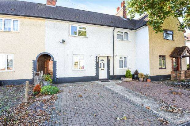 3 Bedrooms Terraced House for sale in Clewer Avenue, Windsor, Berkshire