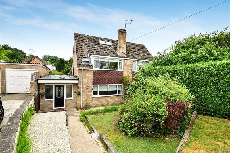 5 Bedrooms Semi Detached House for sale in Chiltern Road, Sandhurst, Berkshire, GU47