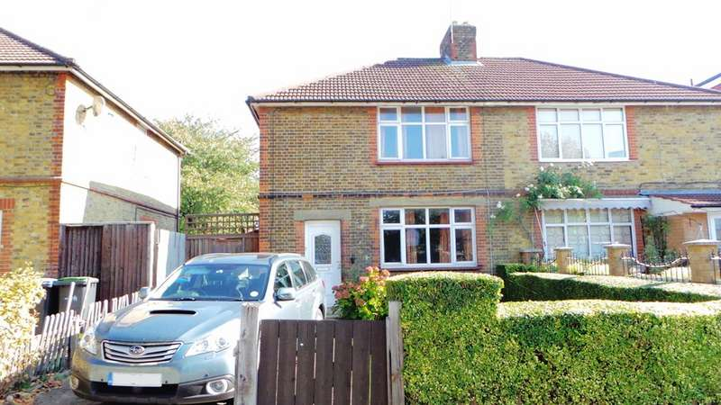 3 Bedrooms Semi Detached House for sale in Haselbury Road, Edmonton, London, N9