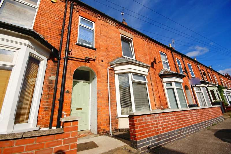 2 Bedrooms Terraced House for sale in Cranwell Street, Lincoln LN5