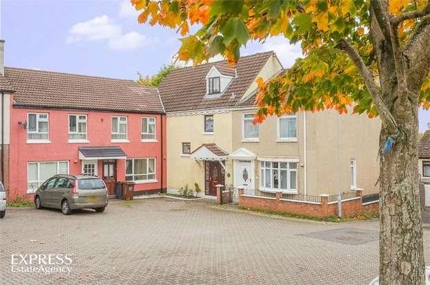 6 Bedrooms Terraced House for sale in Laurelbank, Dunmurry, Belfast, County Antrim