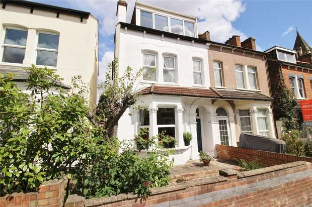 5 Bedrooms Semi Detached House for sale in Lennard Road, Penge, London