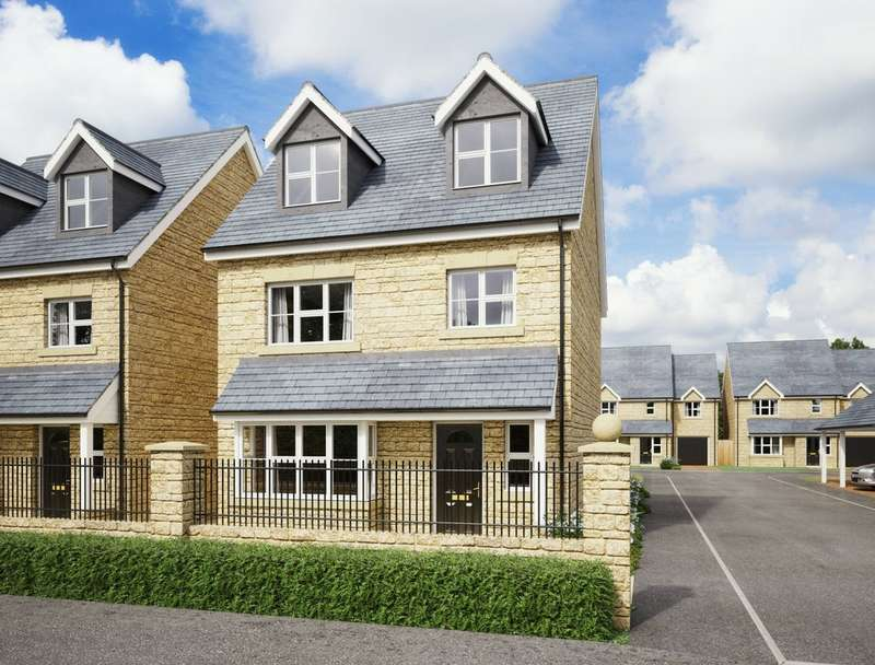 3 Bedrooms Detached House for sale in Westwells Road, Neston, Corsham
