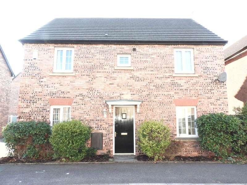 4 Bedrooms Detached House for sale in Lewis Walk,, Littledale