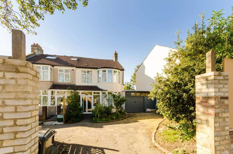 4 Bedrooms House for sale in Sunny Bank, South Norwood, SE25