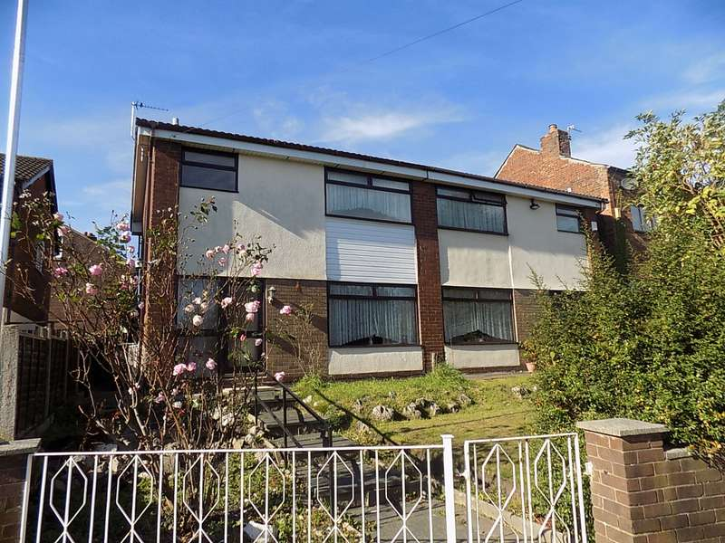 3 Bedrooms Semi Detached House for sale in Deansgate, Hindley, Wigan, WN2