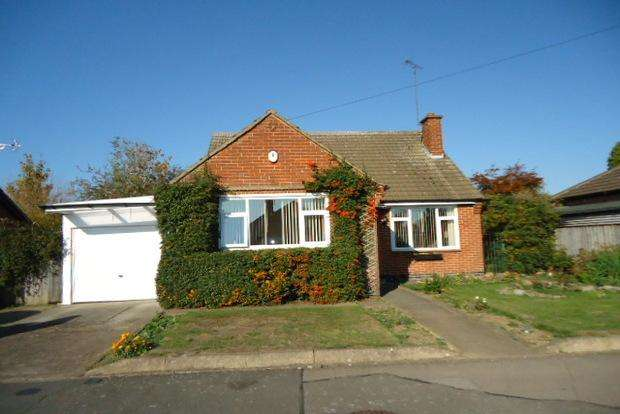 3 Bedrooms Detached Bungalow for sale in Wardens Walk, Leicester Forest East, Leicester, LE3