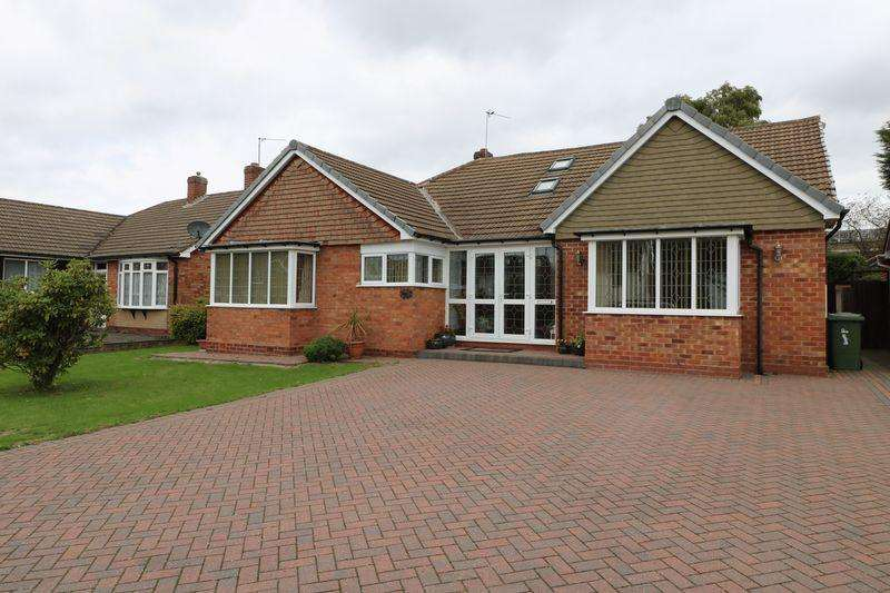 5 Bedrooms Detached Bungalow for sale in Martin Road, Walsall