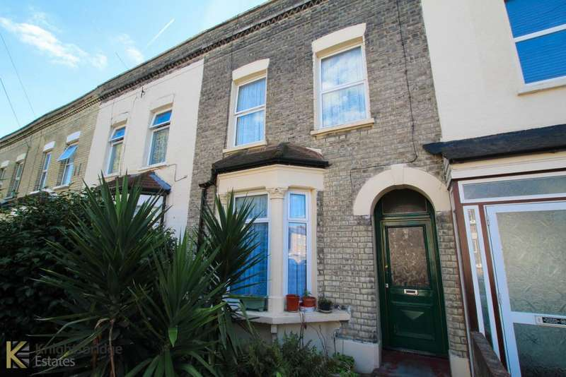 3 Bedrooms House for sale in Salisbury Road, Forest Gate, E7