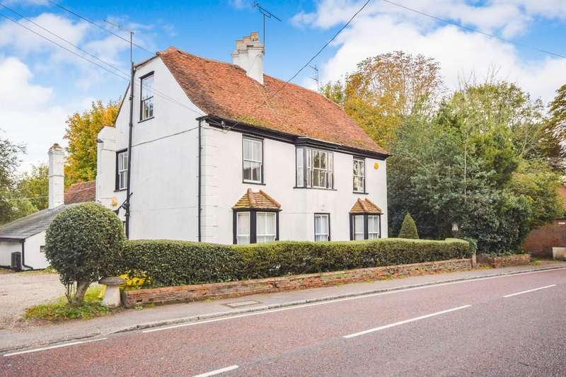 4 Bedrooms Detached House for sale in High Street, Stock, Ingatestone, CM4 9BN