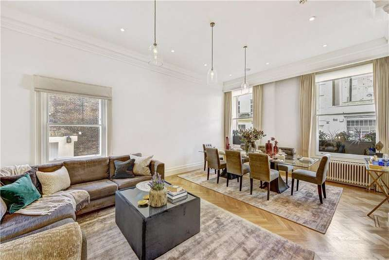 3 Bedrooms House for sale in Chester Square, Belgravia, London, SW1W