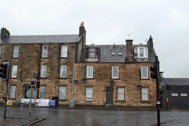 1 Bedroom Flat for sale in Bridgend, North Ayrshire, KA25