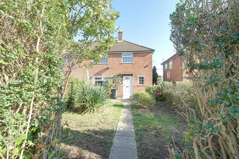 3 Bedrooms Semi Detached House for sale in East Walk, Ratby, Leicester LE6 0LG