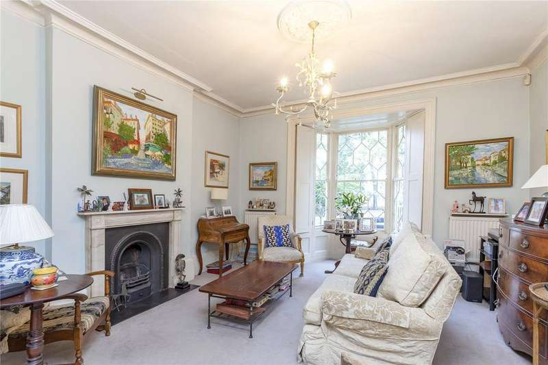 4 Bedrooms Terraced House for sale in De Beauvoir Square, London, N1