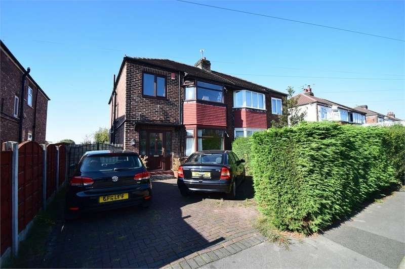 3 Bedrooms Semi Detached House for sale in Shirley Grove, STOCKPORT, Cheshire