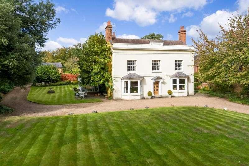 4 Bedrooms Detached House for sale in Alveston, Stratford-Upon-Avon
